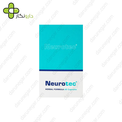 کپسول نوروتک نانو حیات دارو