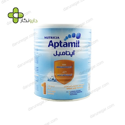شیر خشک آپتامیل ۱ نوتریشیا