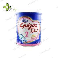 شیر خشک گیگوز ۲ نستله