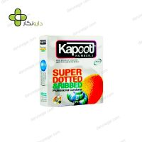 کاندوم خاردار کاپوت مدل Super Dotted