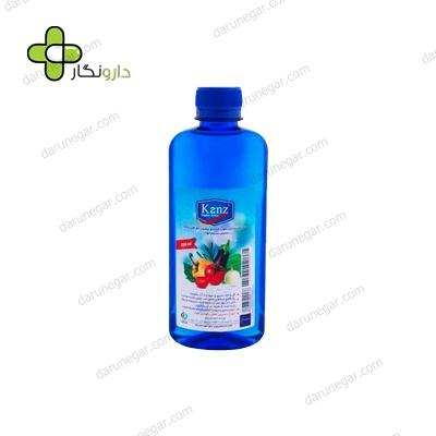 محلول ضدعفونی کننده میوه و سبزیجات کنز