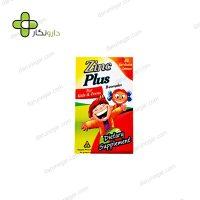 کپسول زینک پلاس ب-کمپلکس مخصوص کودکان و نوجوانان دانا