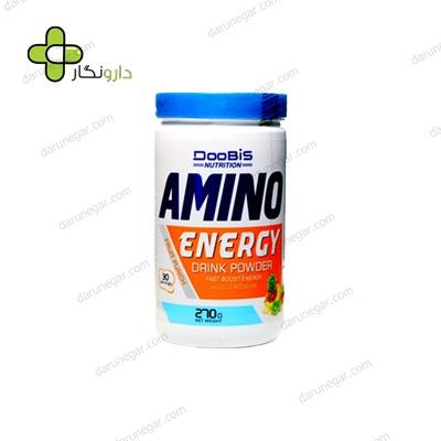 پودر آمینو انرژی دوبیس ۲۷۰ گرم