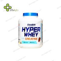 پودر هایپر وی پروتئین بی سی ای ای و کراتین