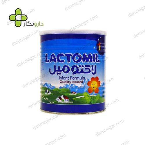 شیر خشک لاکتومیل ۱ مخصوص از بدو تولد تا ۶ ماهگی