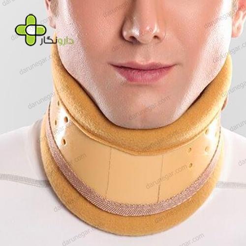 گردن بند طبی سخت پاک سمن