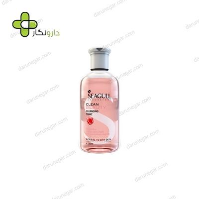 تونیک پاک کننده سی گل مناسب پوست معمولی تا خشک