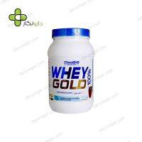 پودر پروتئین وی گلد دوبیس با طعم شکلات