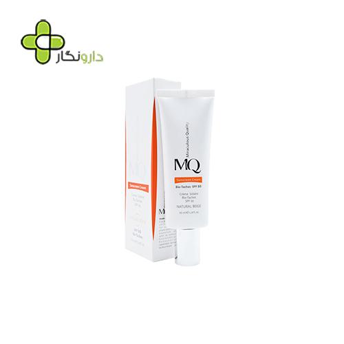 کرم ضد آفتاب ضد لک SPF 50 بایو تچ ام کیو