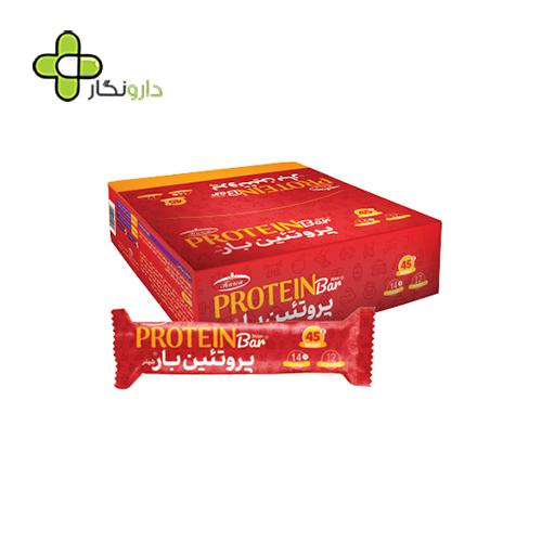 شکلات پروتئین بار کارن